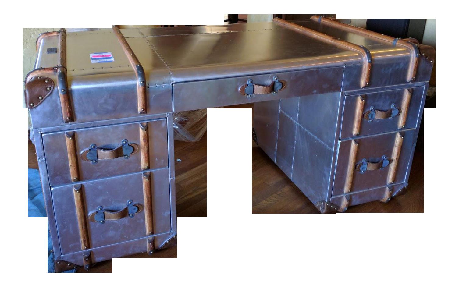 home collection reviews furniture desk hardware desks by restoration aviator