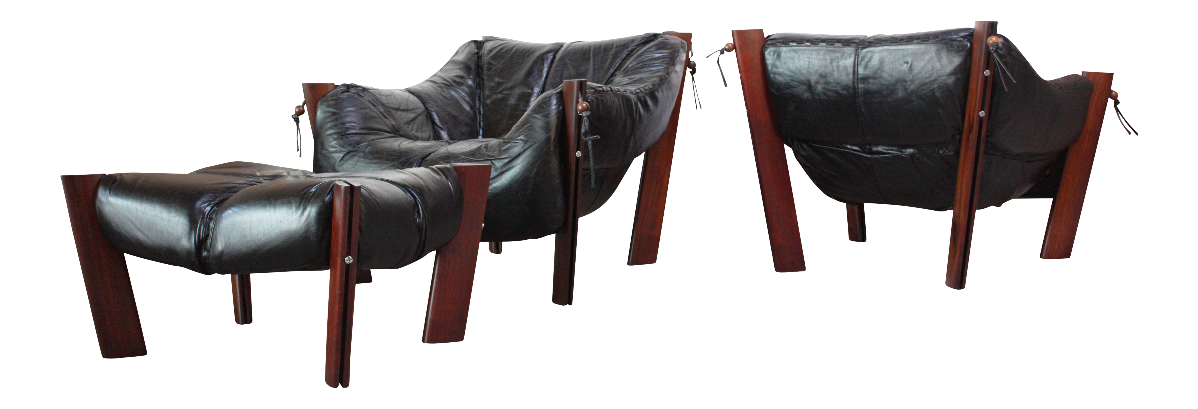 stellar lounge pin leather chair collection david works by valet rockwell design