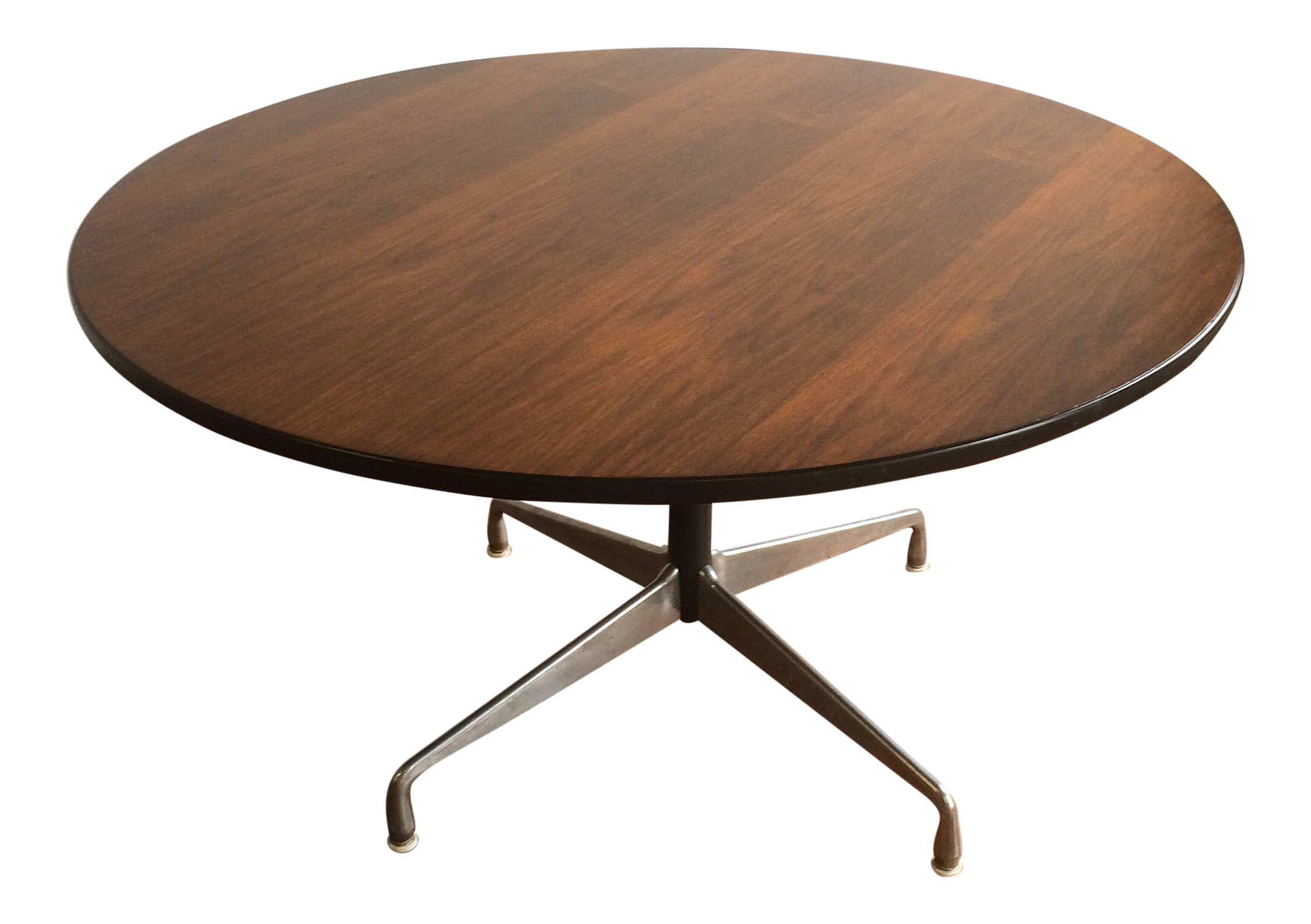 %name Eames Coffee Table Eames Aluminum Group Table For Herman Miller Modestfurniture Com