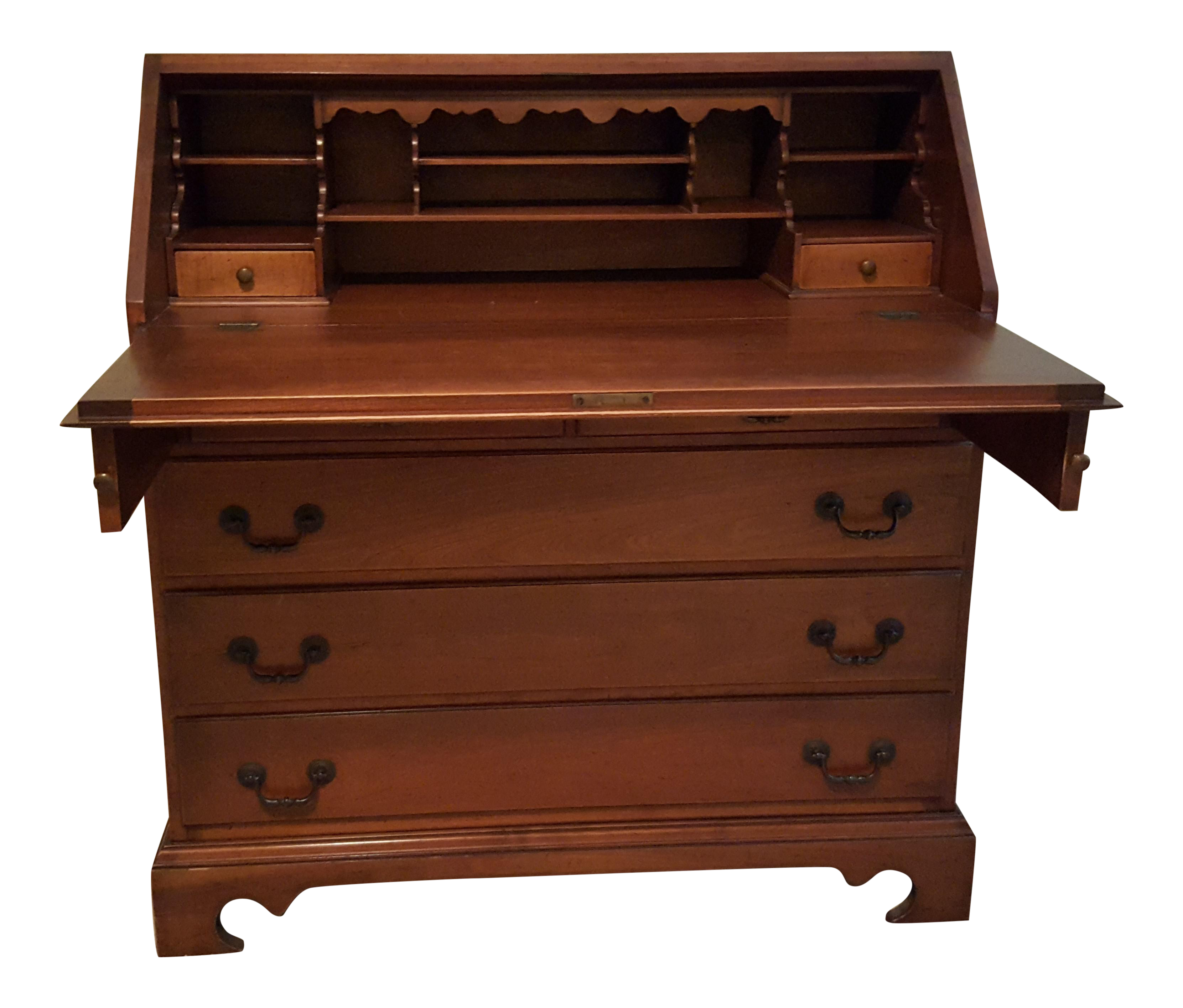 granite cherry executive products arts crafts desk and black stickley top