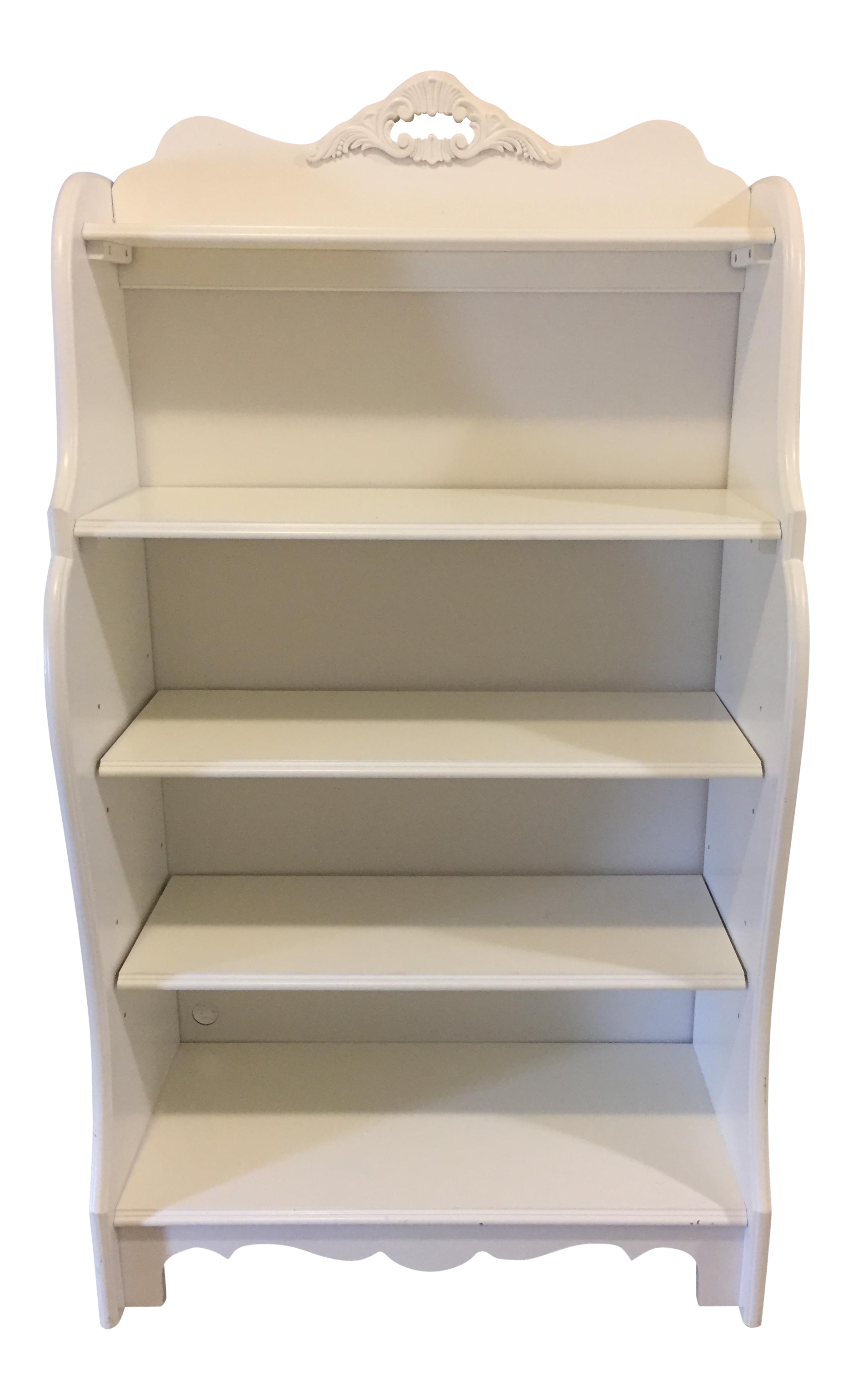 Stanley Furniture Shabby Chic Antique White Children S Bookcase