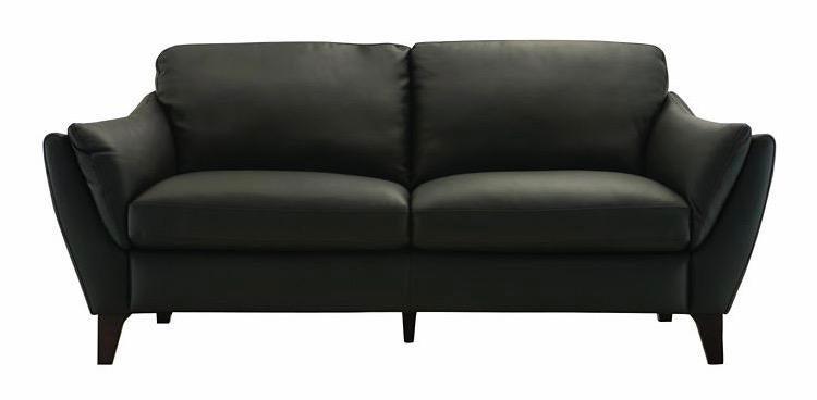 Terrific Natuzzi Greccio Leather Sofa Lamtechconsult Wood Chair Design Ideas Lamtechconsultcom