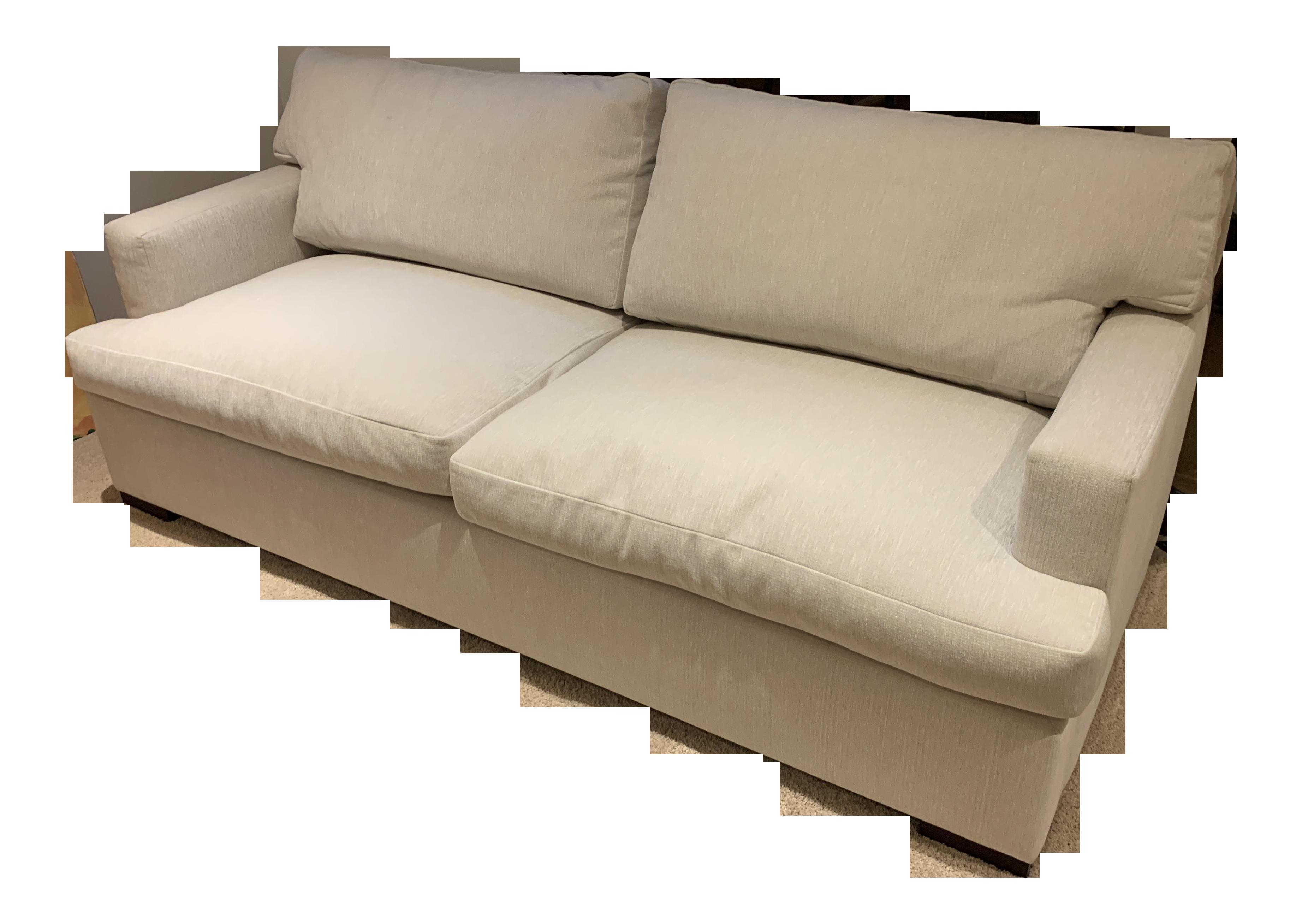 Contemporary A. Rudin Sleeper Sofa