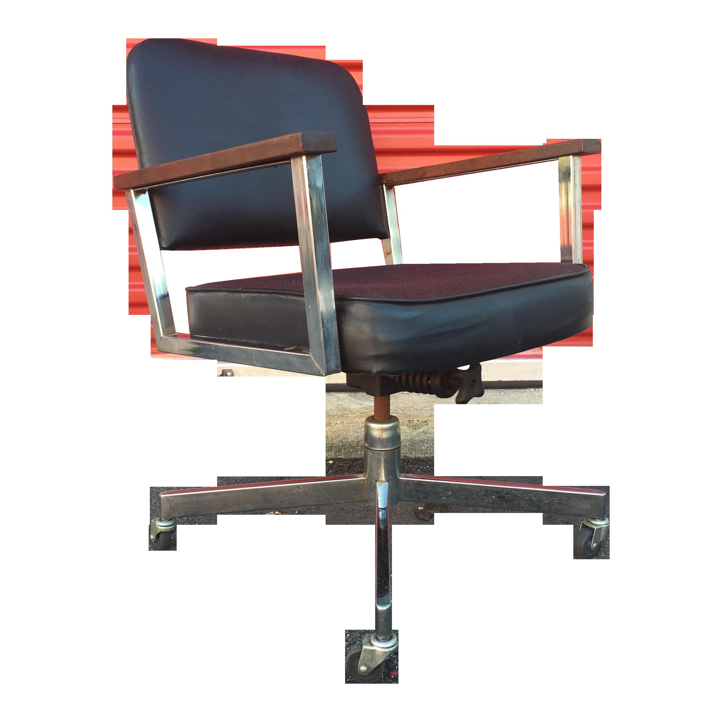 mid century office chair. Mid Century Office Chair N
