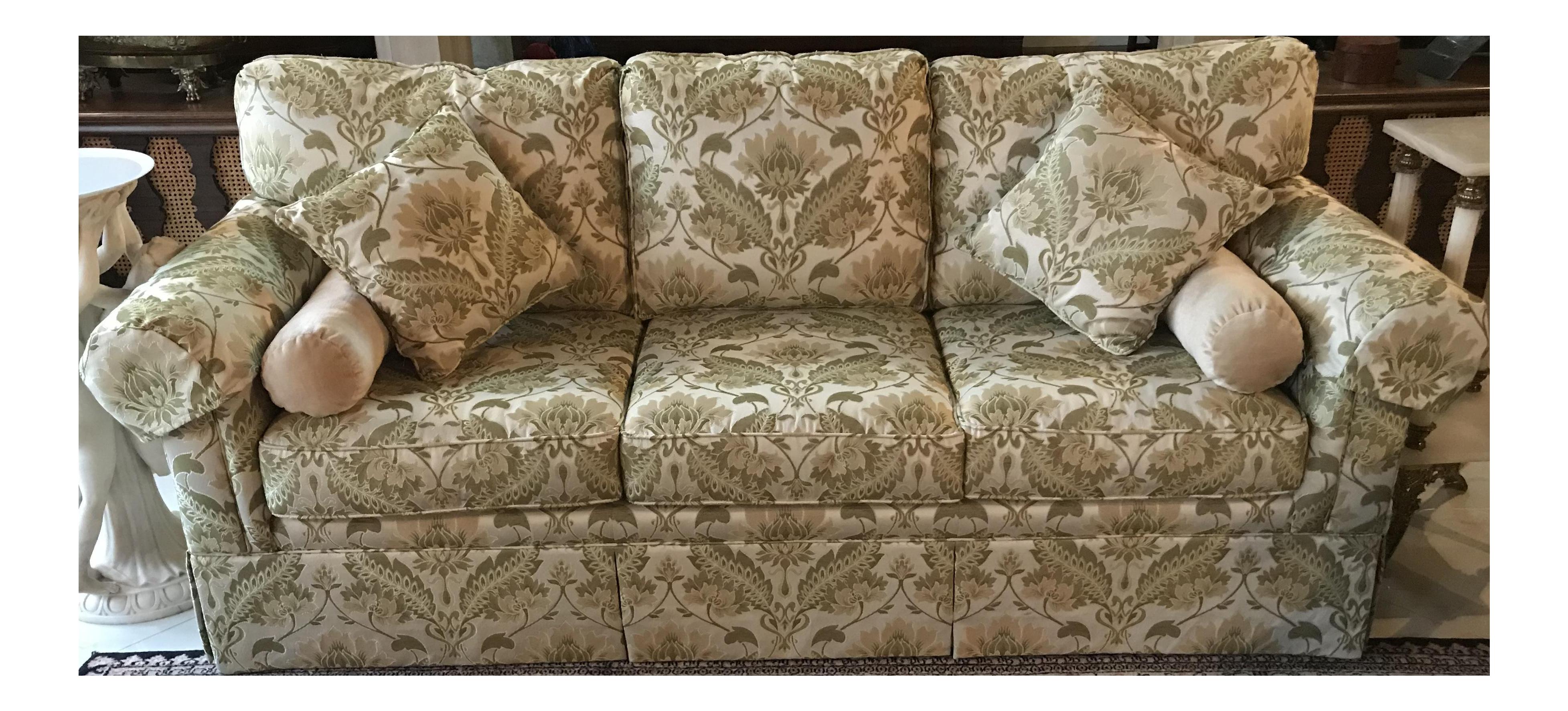 Sherrill Furniture Traditional Sofa Chairish