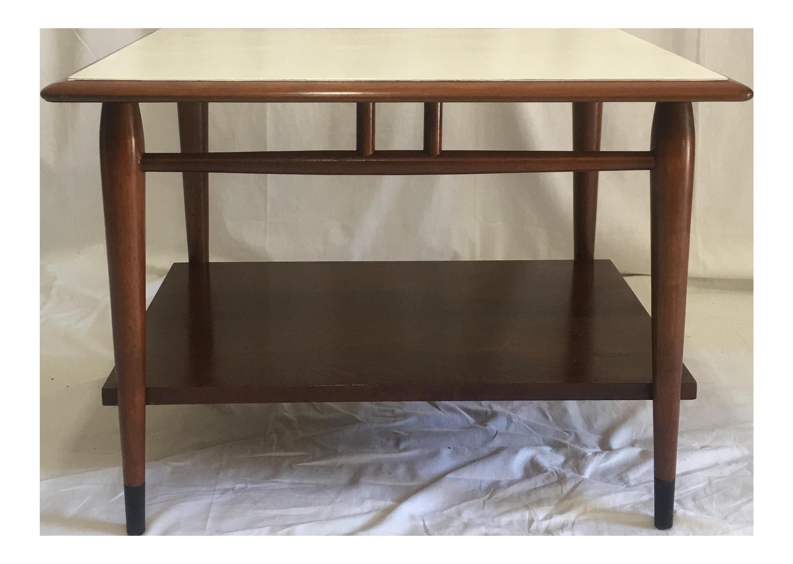 Lane Mid Century End Table Chairish