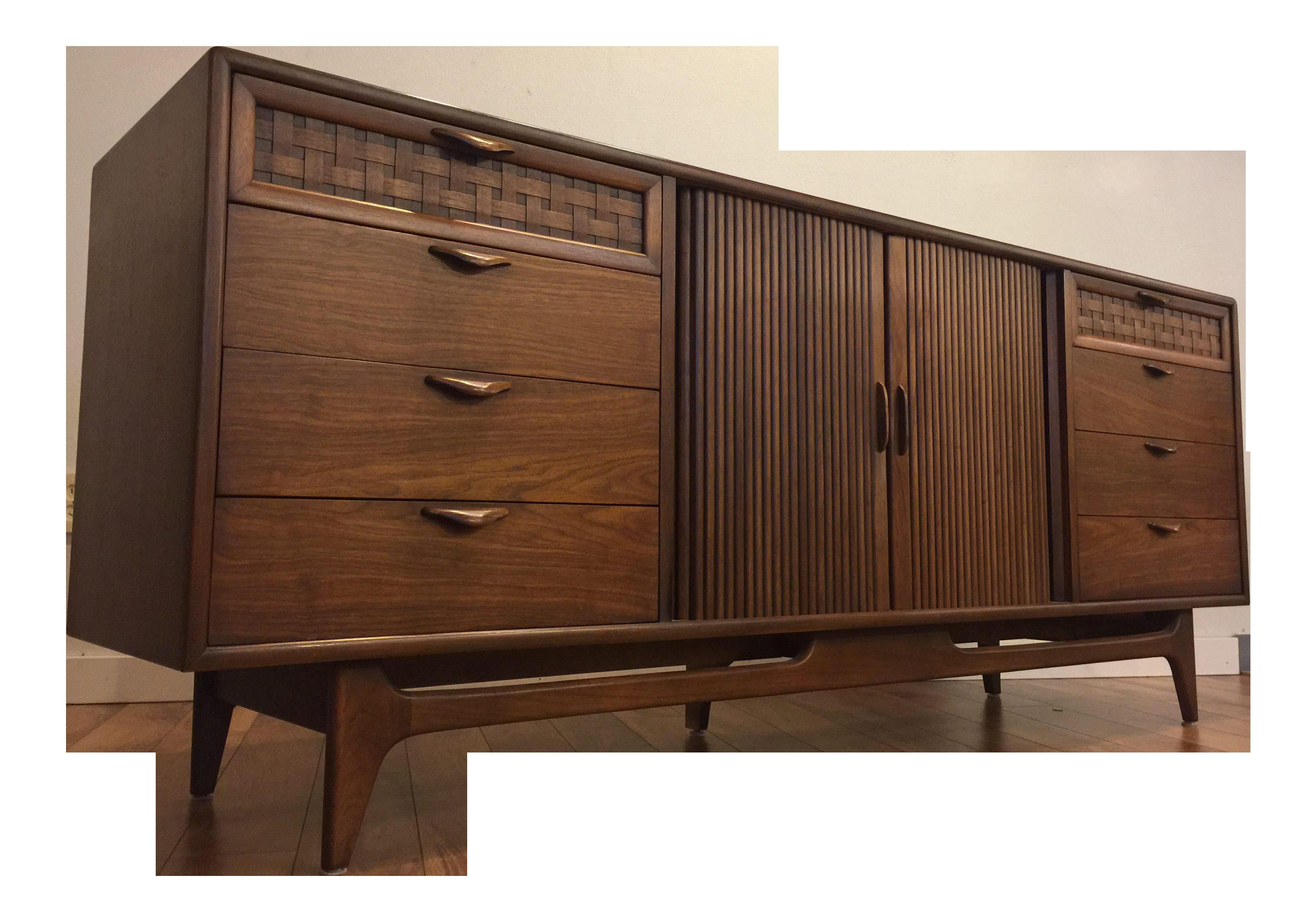 baughman img dressers storage century master id lowboy milo arch modern dresser pieces for case at credenza mid f furniture gordon