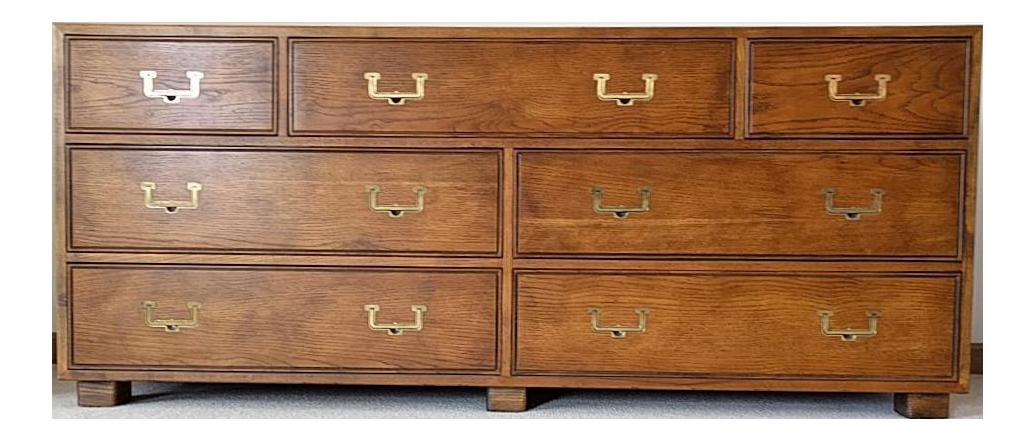 Vintage Henredon Artefacts Dresser Chairish