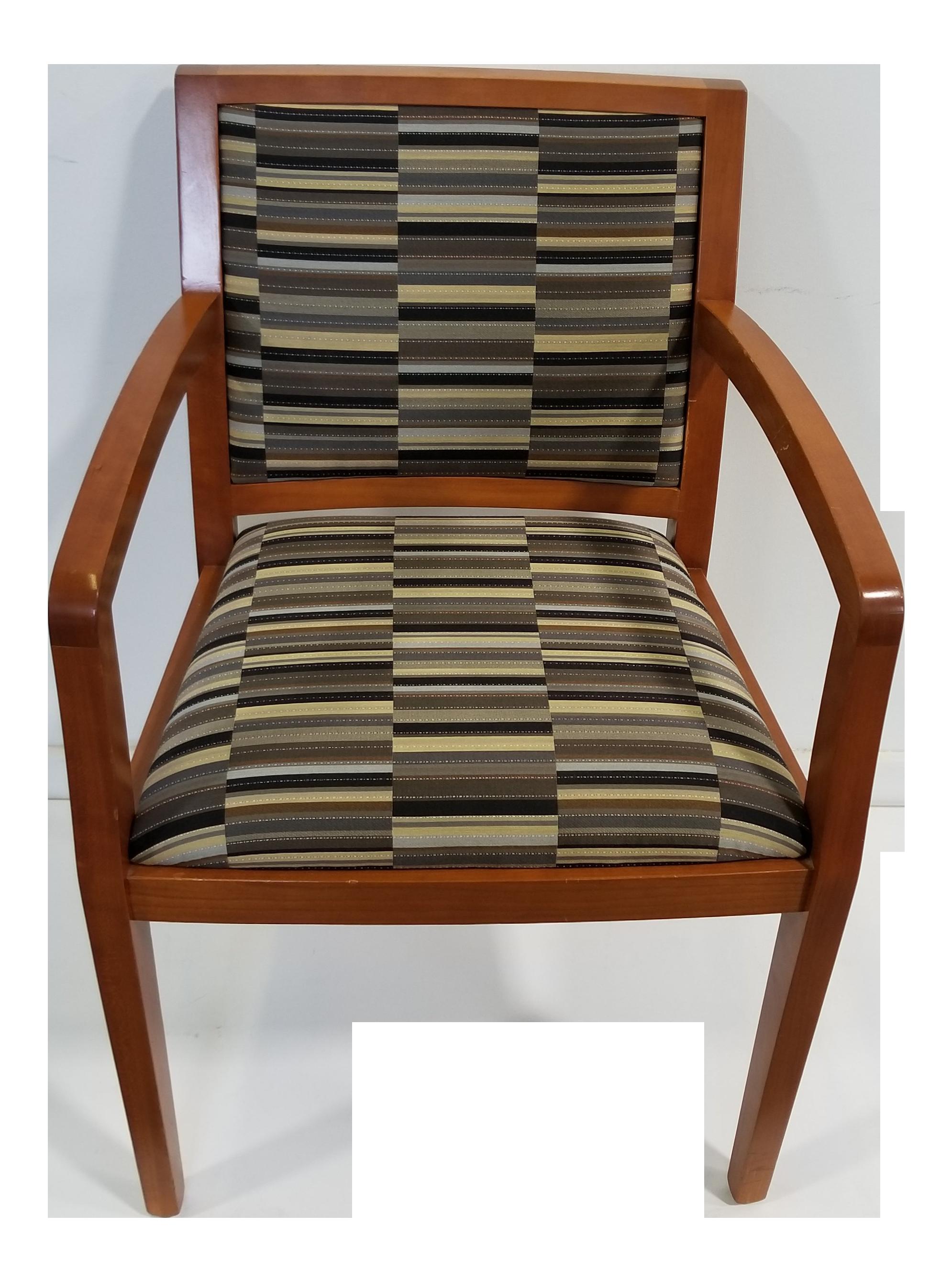 21st Century Vintage Geiger Ansley Chair