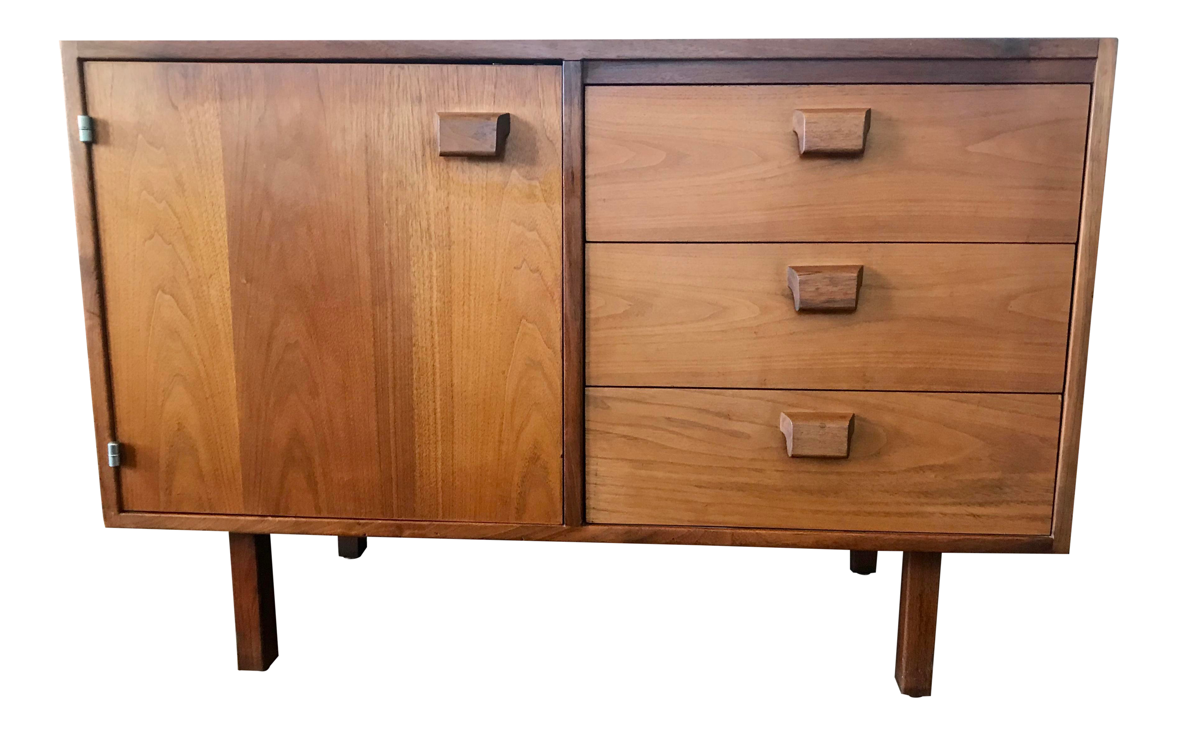 Danish Credenza Los Angeles : Sideboard mid century modern console danish style tv media dresser