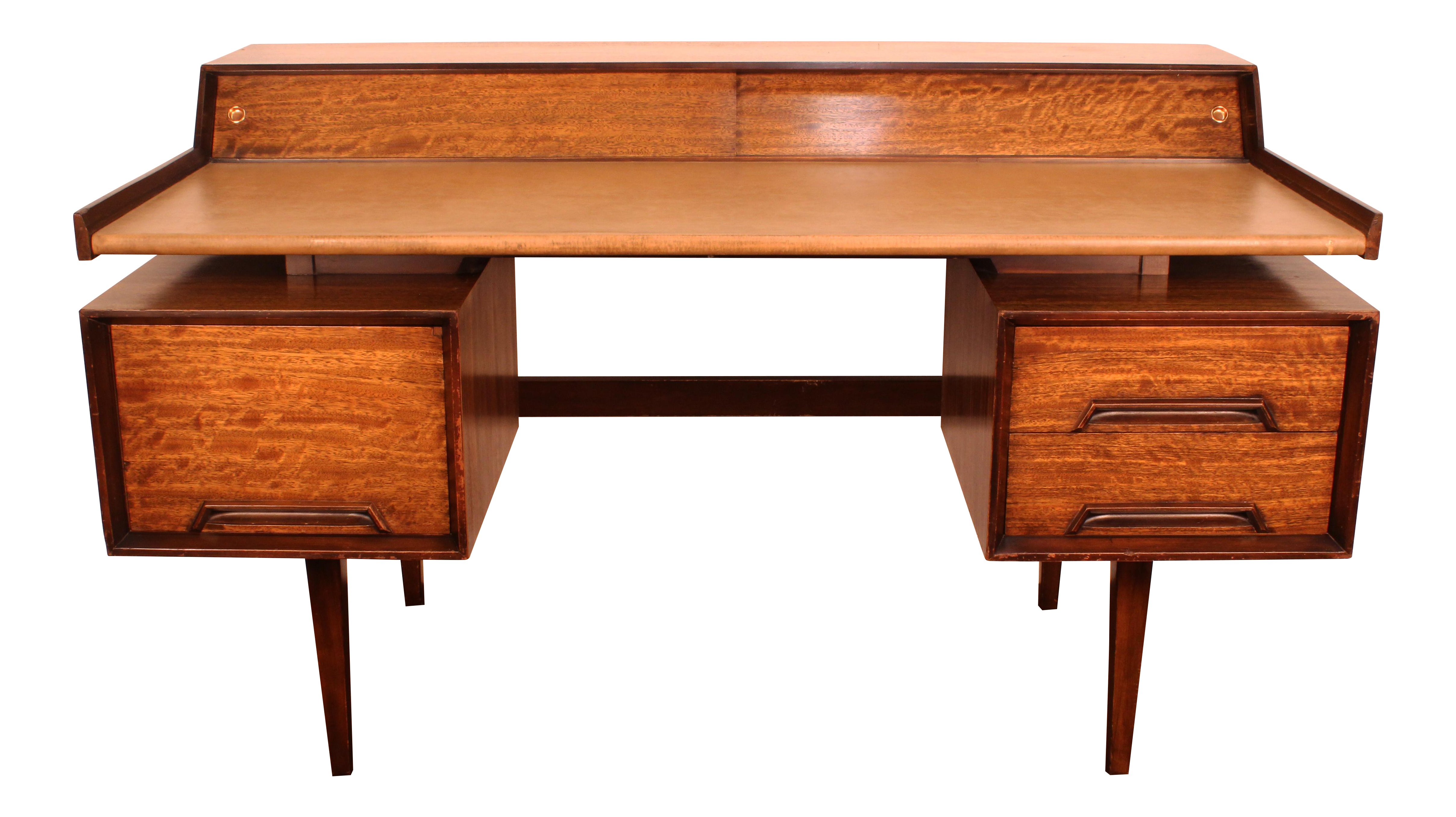 Milo Baughman Drexel Perspective Writing Desk Chairish