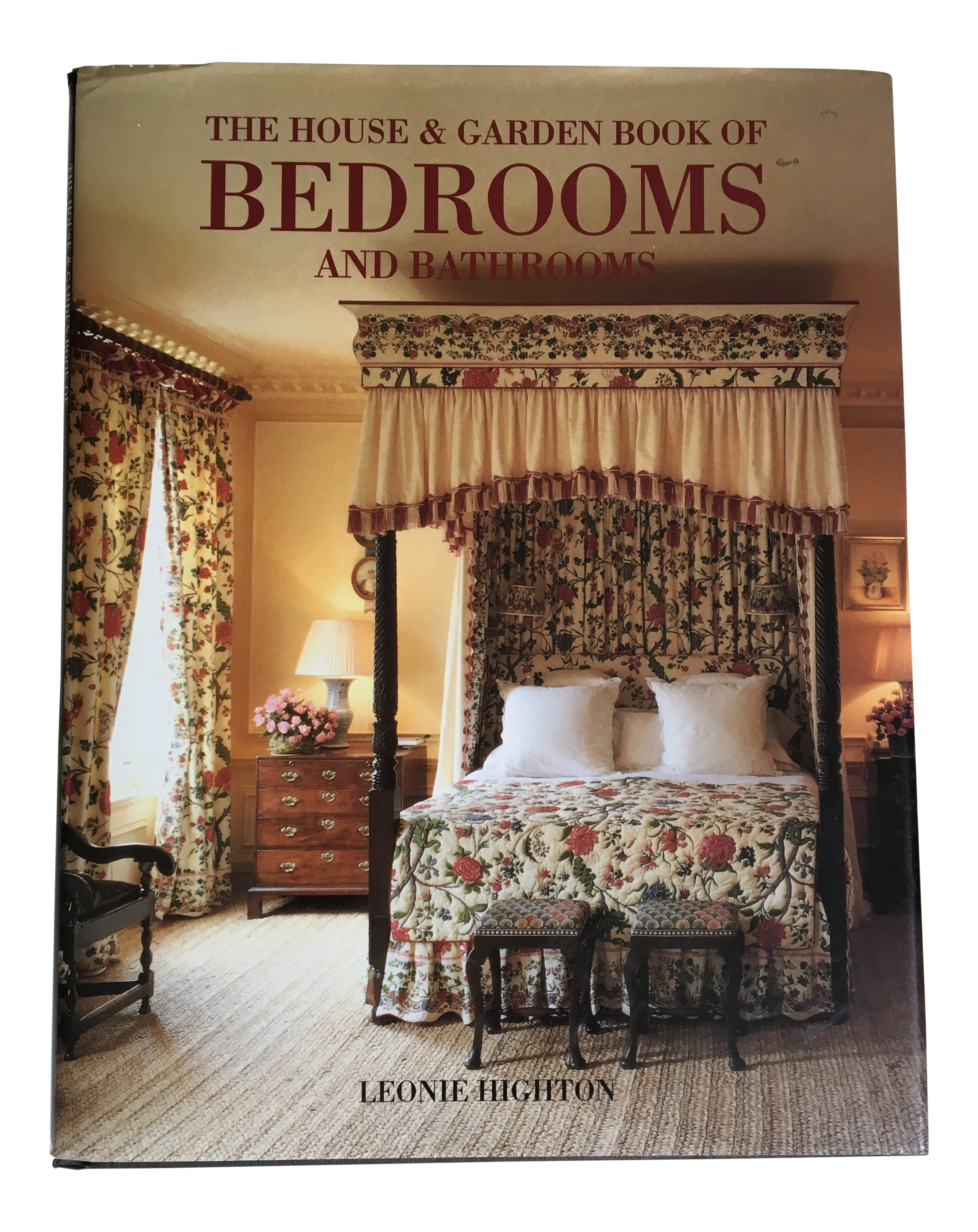 The House and Garden Book of Bedrooms and Bathrooms Coffee Table ...
