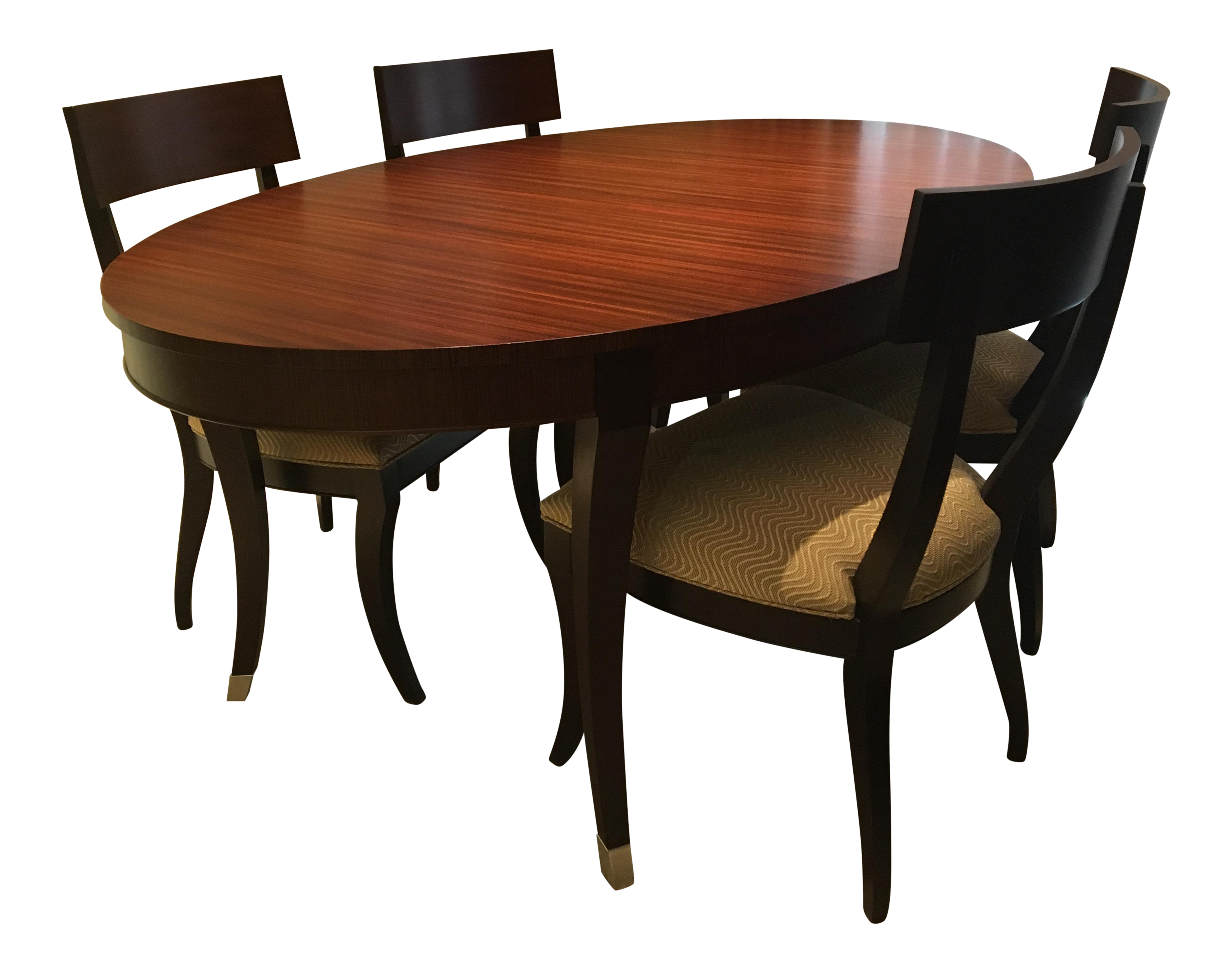 Ethan Allen Mahogany Dining Room Chairs
