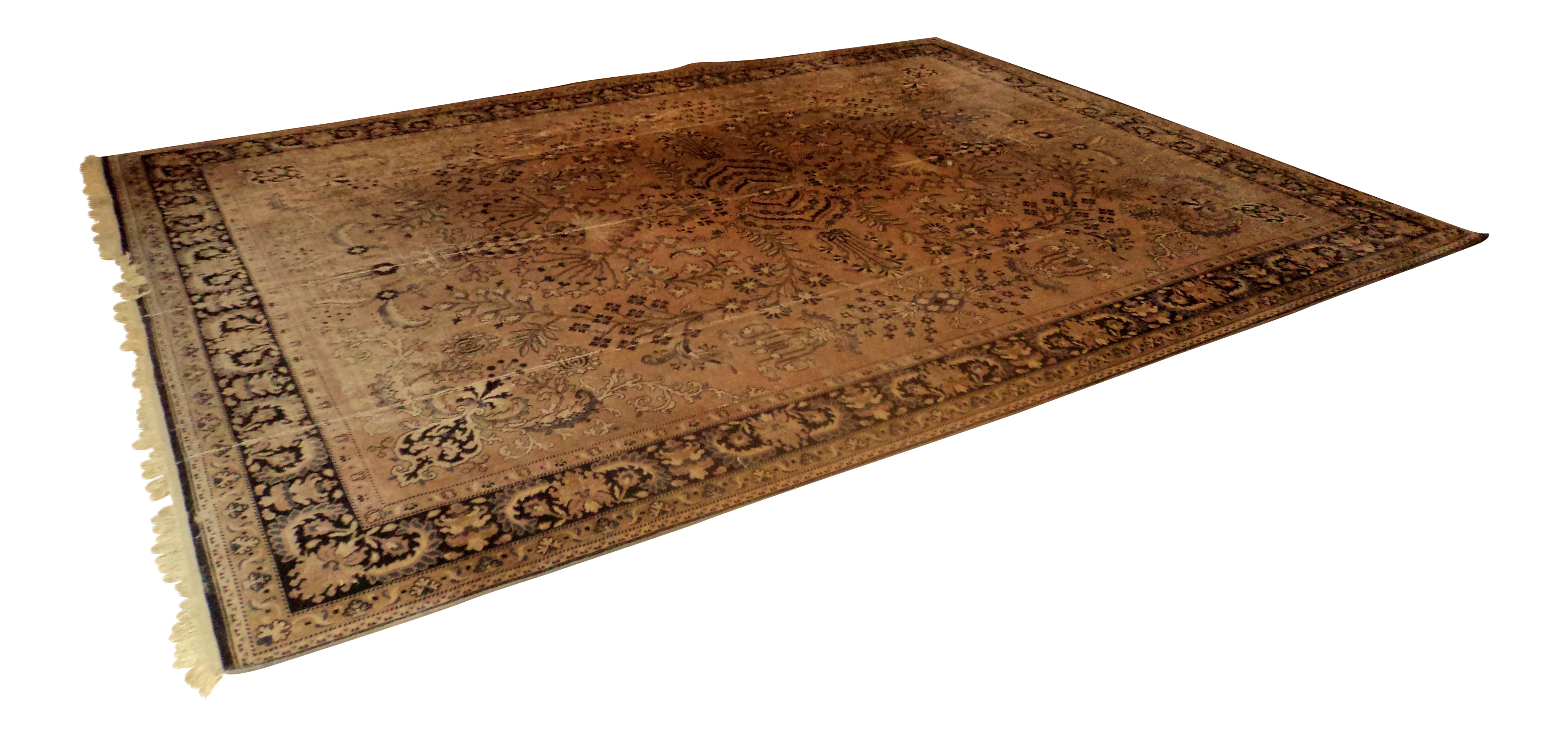 Whittal Anglo-Persian Style Rug - 8′10