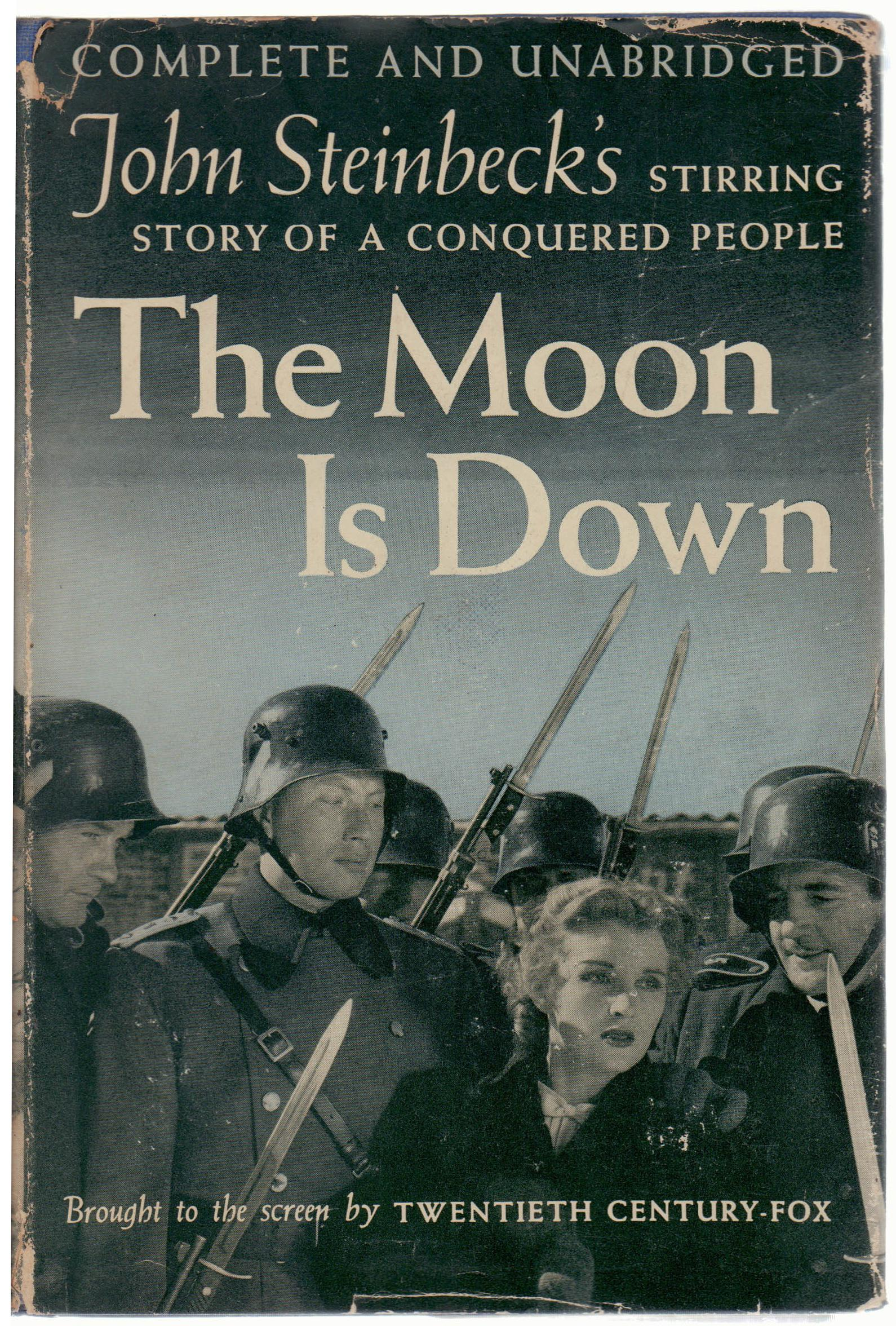 """The Moon Is Down"" by John Steinbeck 