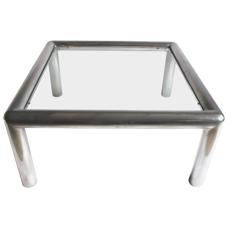 - Aluminum And Glass