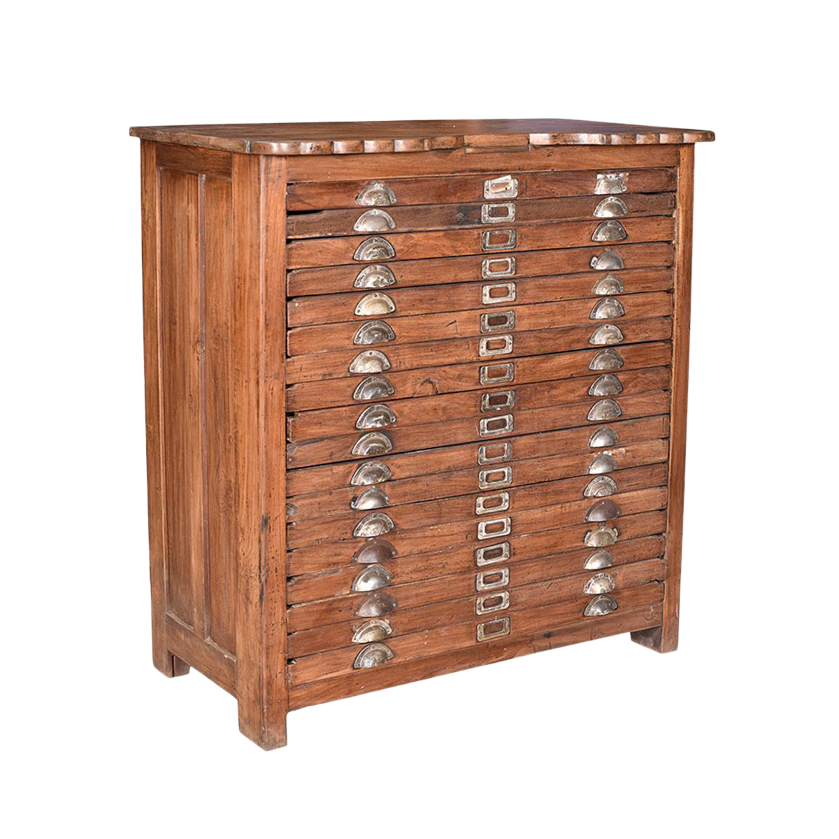 Traditional vintage map filing chest chairish for Kitchen cabinet trends 2018 combined with antique map wall art