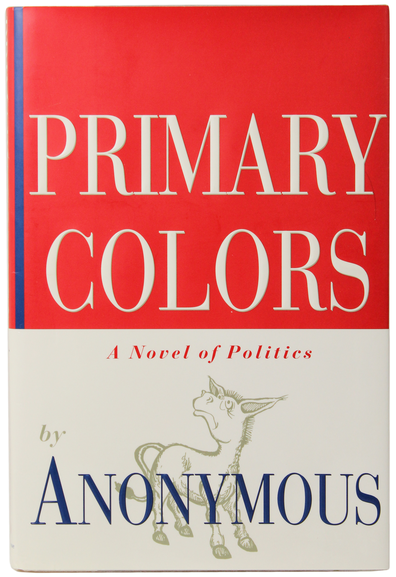 Primary Colors - First Edition Book   Chairish