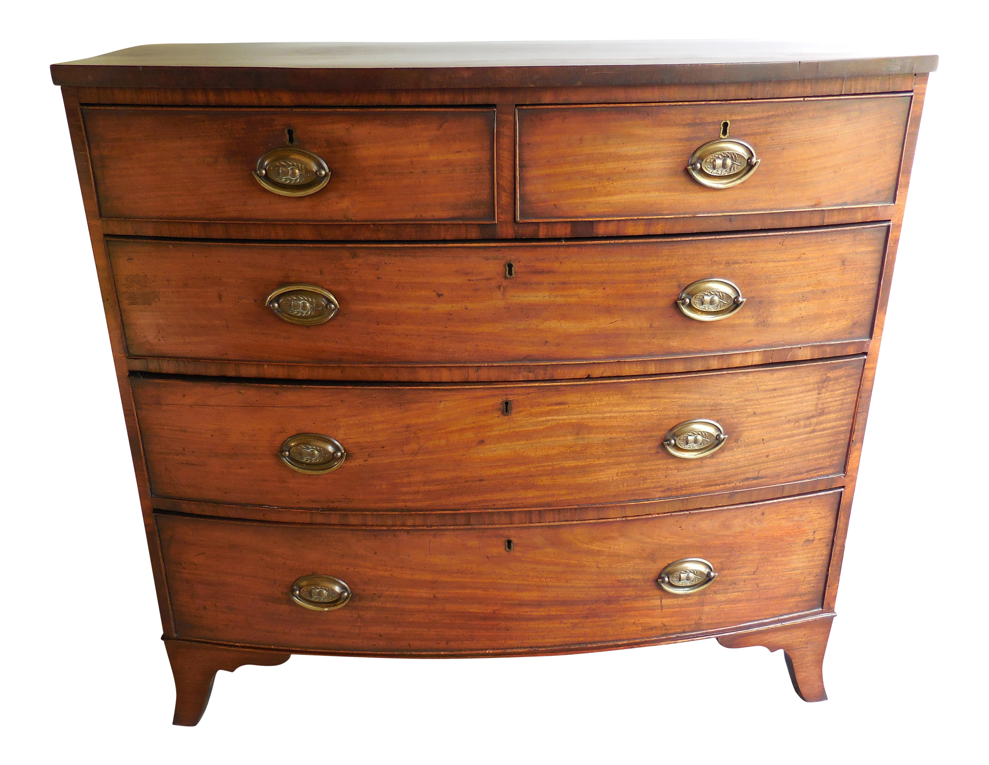 19th century english chest of drawers chairish for Kitchen cabinets 08857