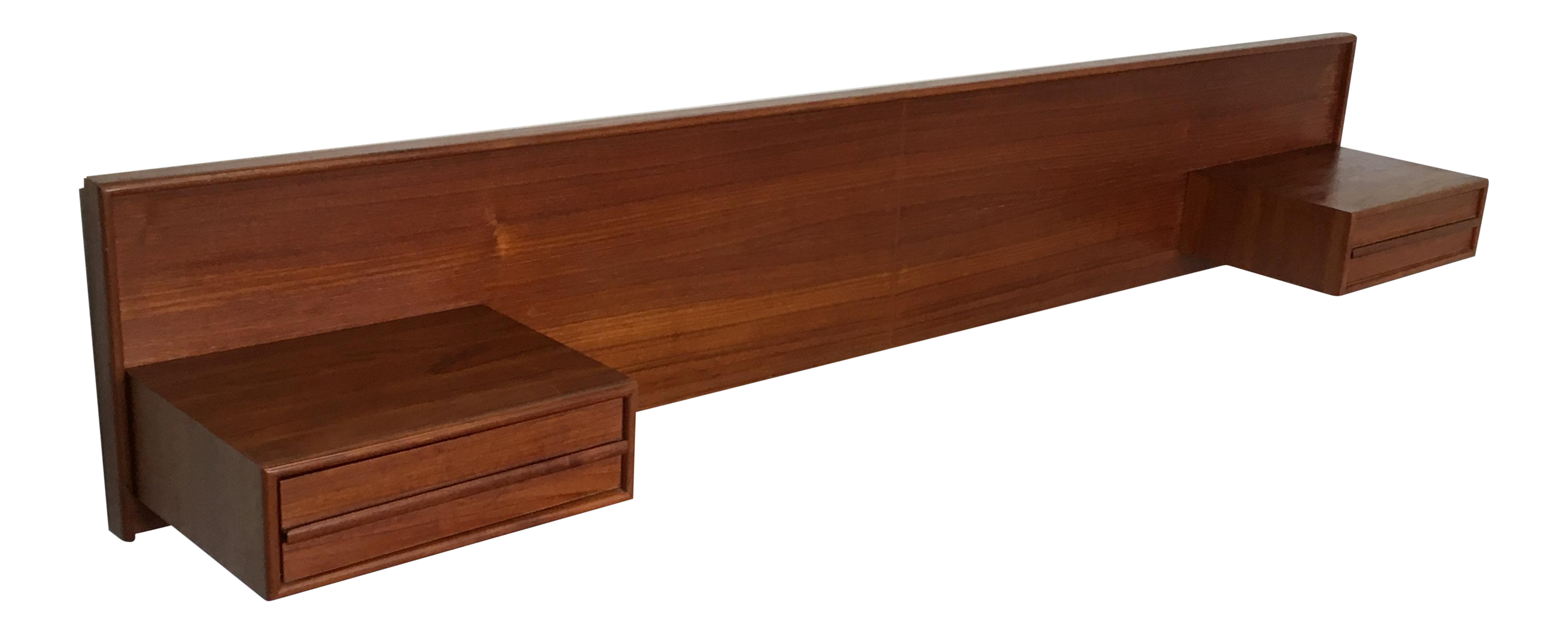 headboard of king walnut rosewood martinsville floating design gleefully queen with decoration nightstands american