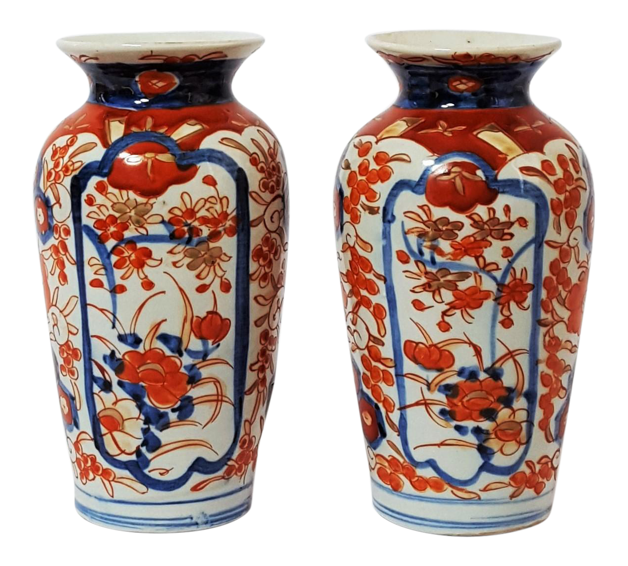 18th century antique japanese imari vases a pair chairish reviewsmspy