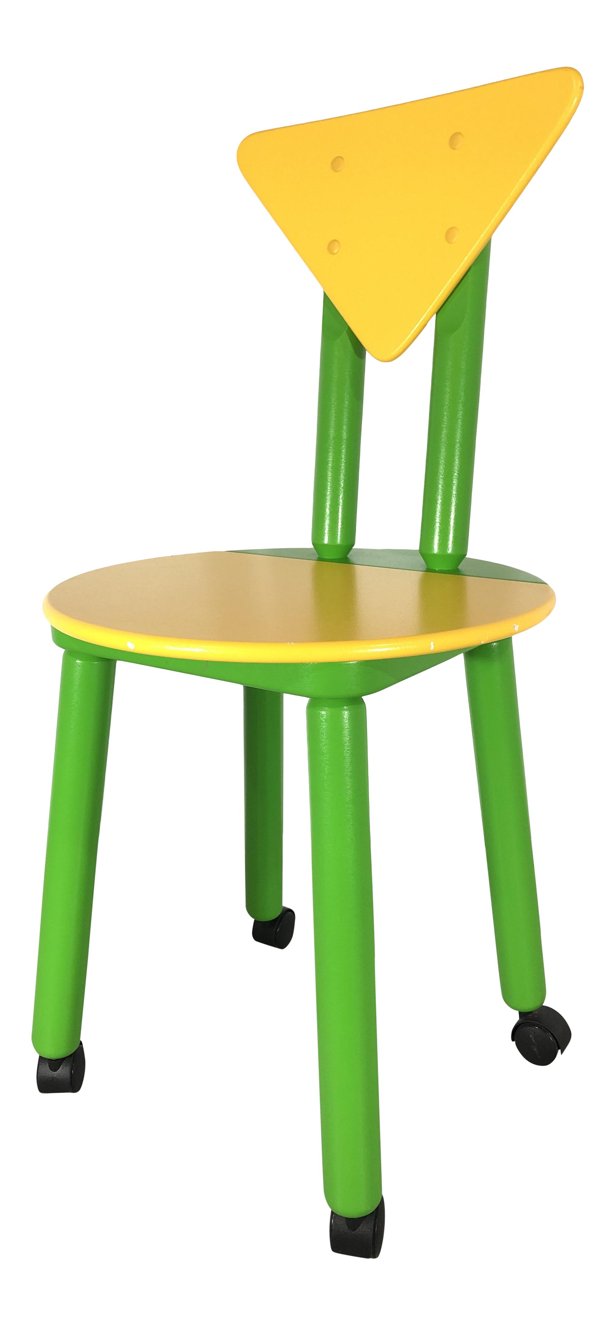 Enjoyable 1990S Post Modern Memphis Childrens Desk Chair Gmtry Best Dining Table And Chair Ideas Images Gmtryco