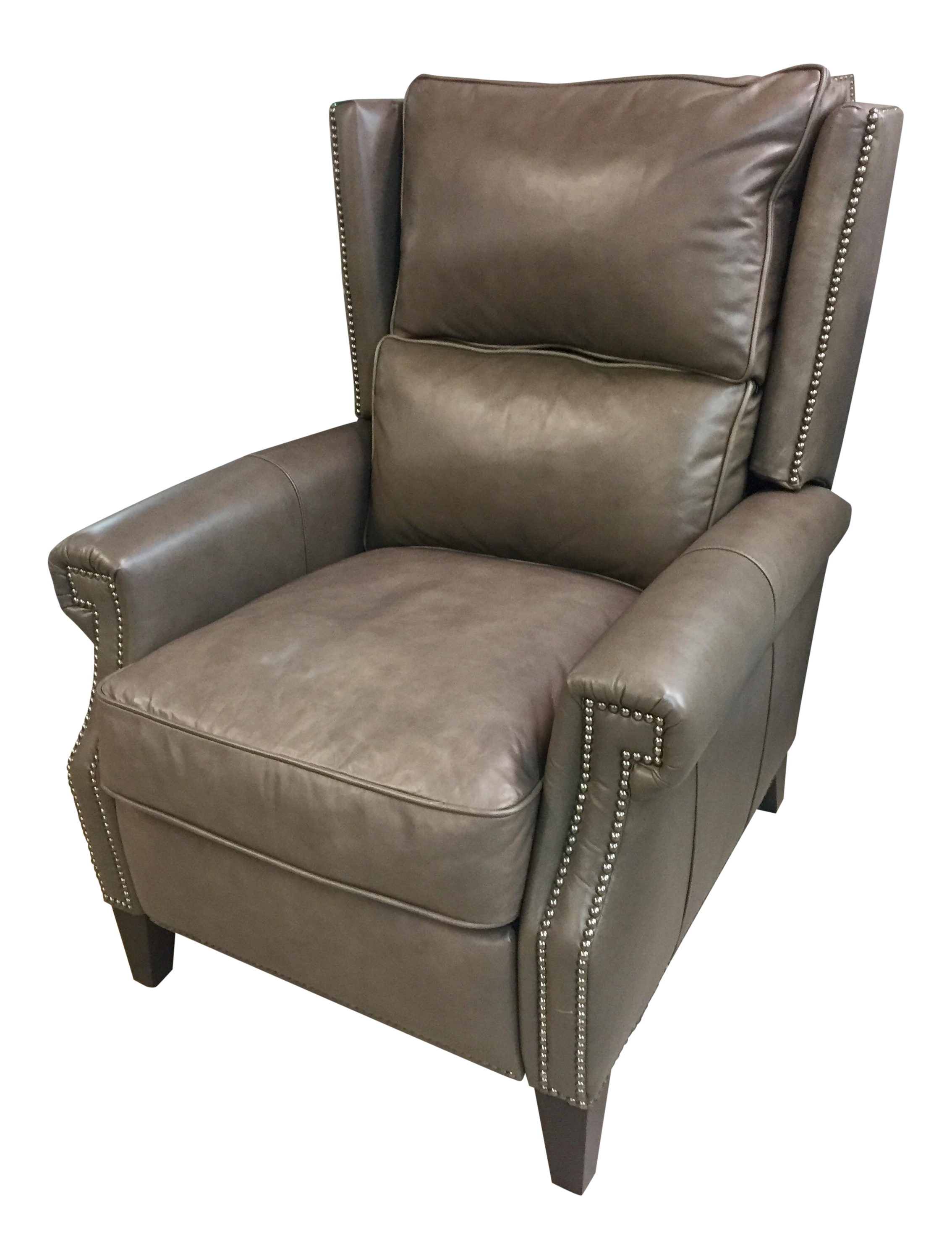 Magnificent Modern Henredon Leather Company Recliner Chair Ibusinesslaw Wood Chair Design Ideas Ibusinesslaworg