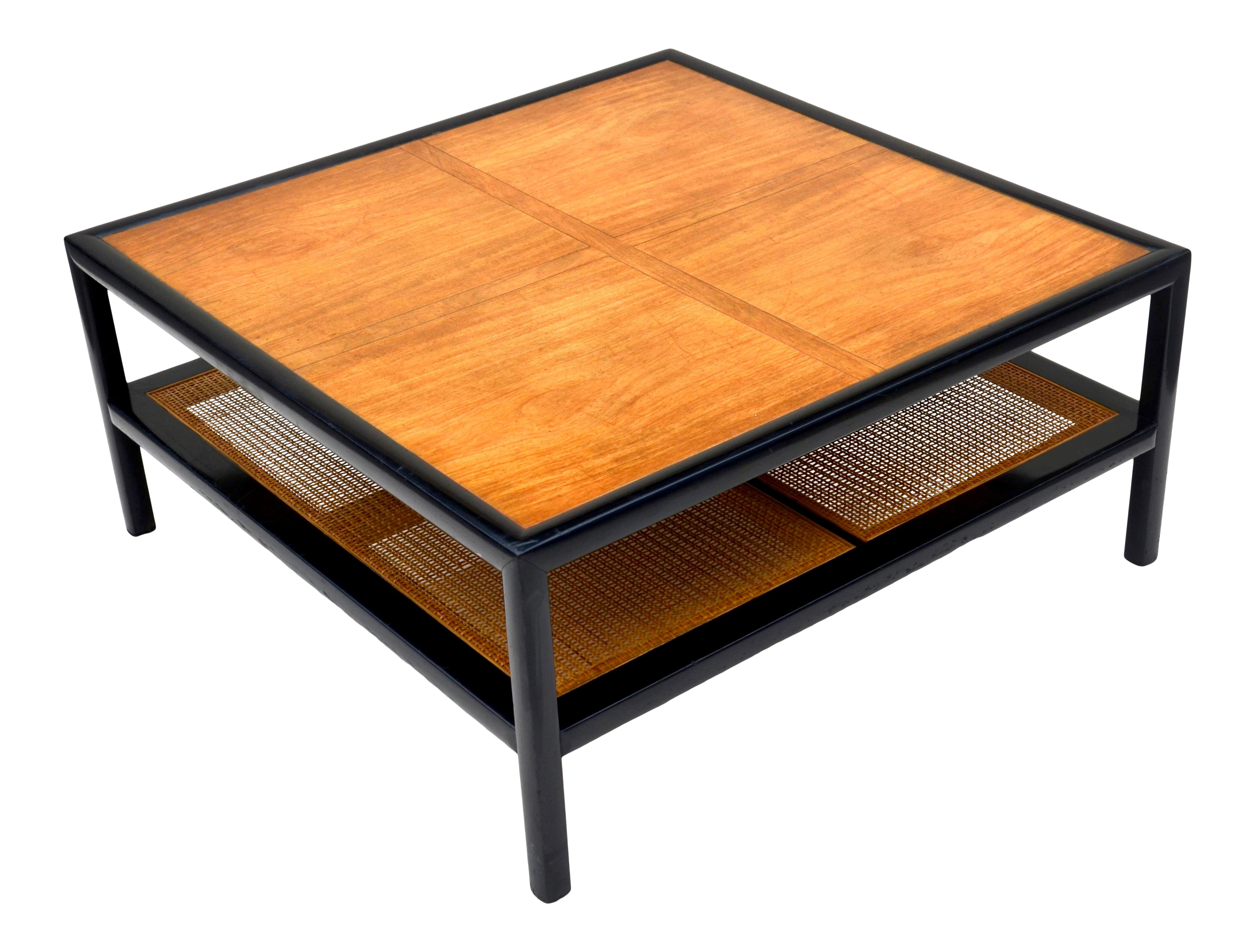 Image of: Mid Century Modern Michael Taylor Coffee Table For Baker Furniture Chairish