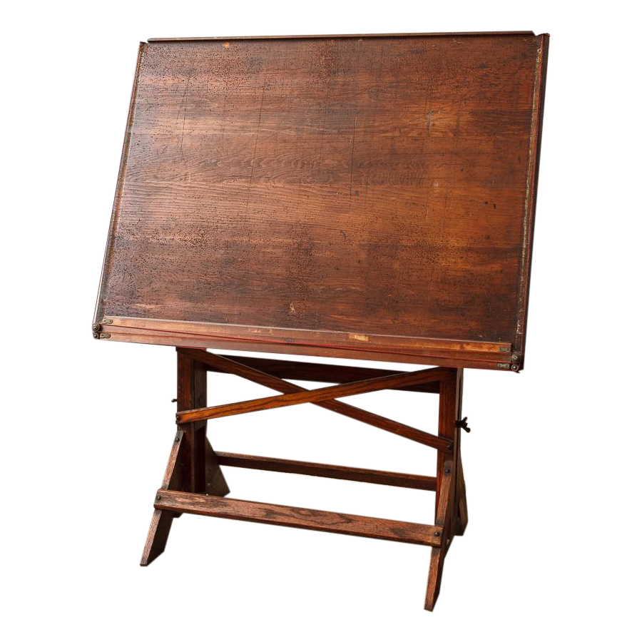 - Antique Architect's Drafting Table Chairish
