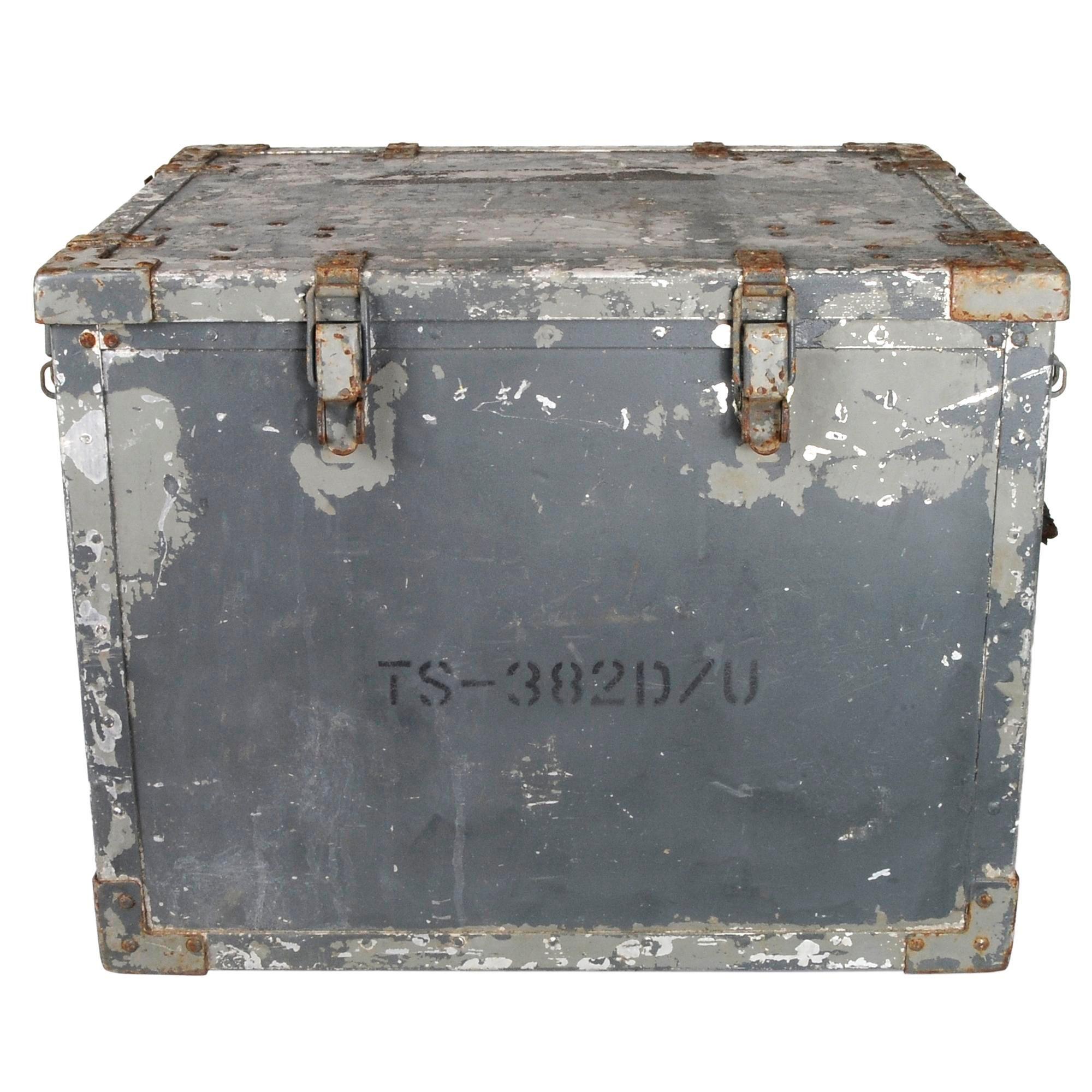 Vintage Trav Ler Radio Military Audio Oscillator Case Chairish Oscillators