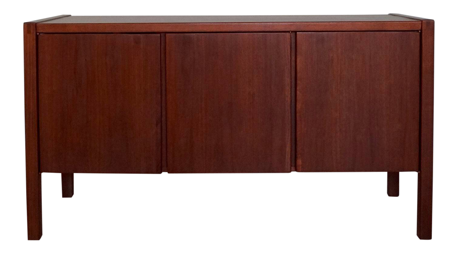 Danish Credenza Los Angeles : Danish modern teak credenza by hans olsen at stdibs