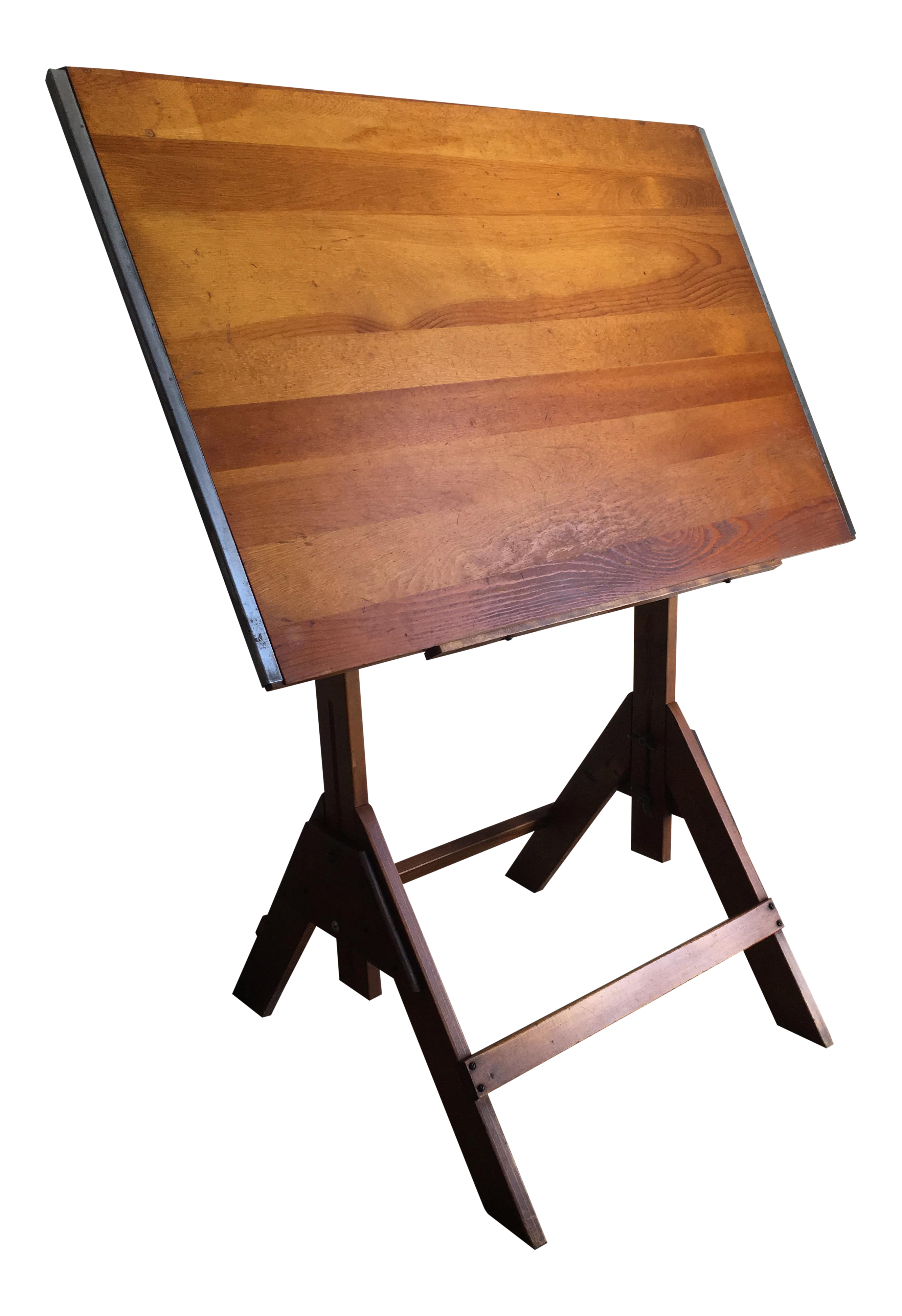 antique drafting my table pin drawing pinterest style desks