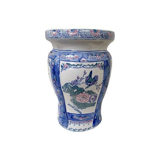 Chinese Porcelain Garden Stool - Image 2 of 3