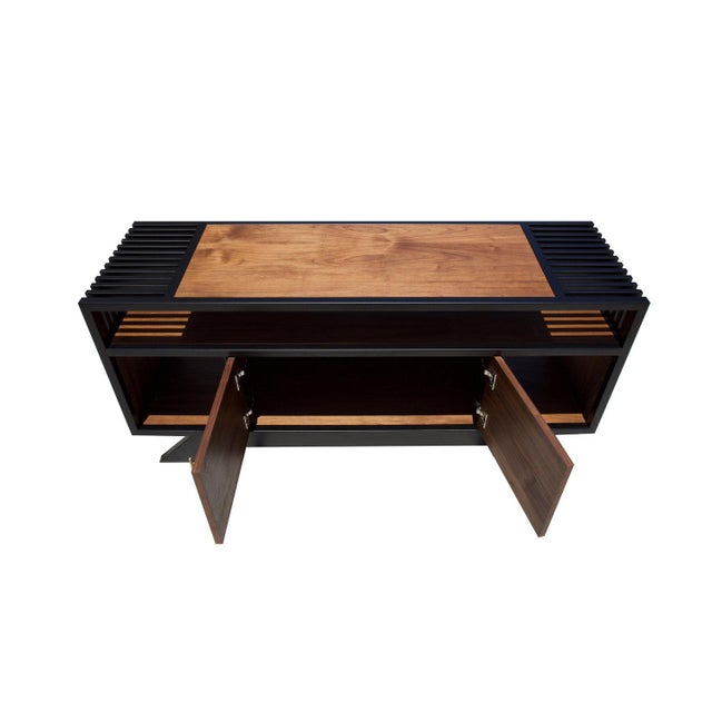 Contemporary Lloyd Credenza For Sale - Image 3 of 7