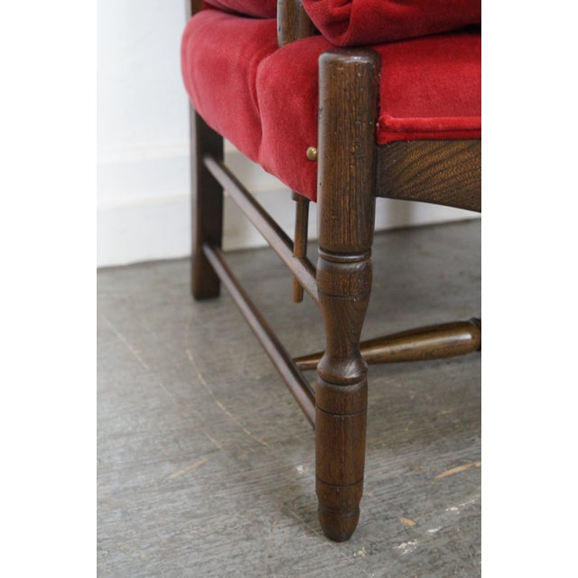 French Country Fauteuils Arm Chairs - A Pair - Image 8 of 11