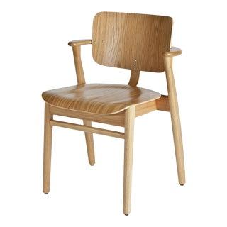 Ilmari Tapiovaara Domus Chair in Natural Oak for Artek For Sale