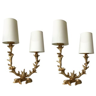 Pair of Lamps by Mathias for Fondica, France, 1995 For Sale