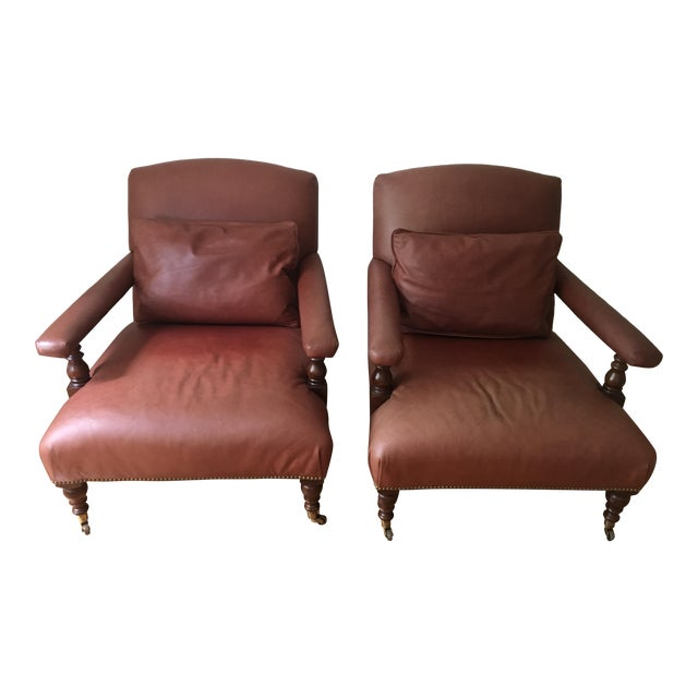 Ralph Lauren Oliver Chairs A Pair