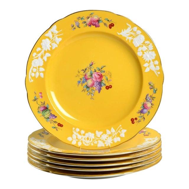 Spode Dinner Plate - Set of 6 For Sale