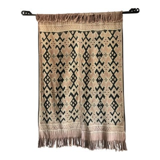 Antique Tribal Textile For Sale
