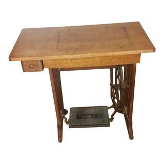 Antique 1945 Singer Sewing Machine