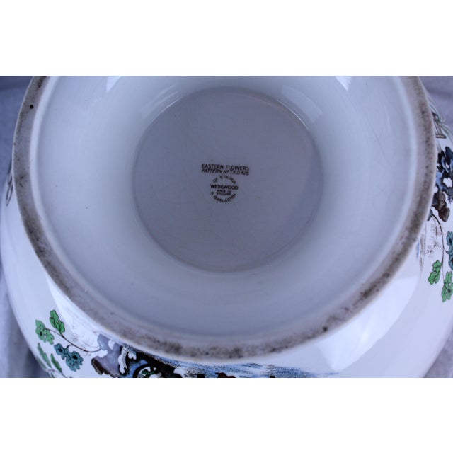 Wedgwood 20th Century Asian Spode Punch Bowl For Sale - Image 4 of 7