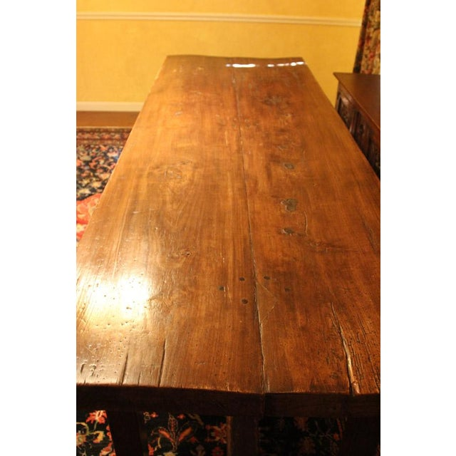 Tressle Dining Table - Image 5 of 7