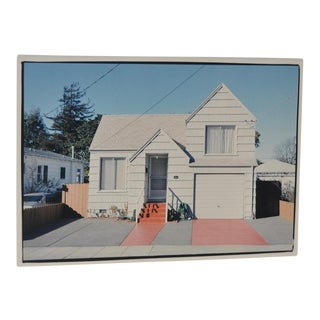 1970s Vintage Real Estate Photo no. 908614 by Henry Wessel, Jr. For Sale