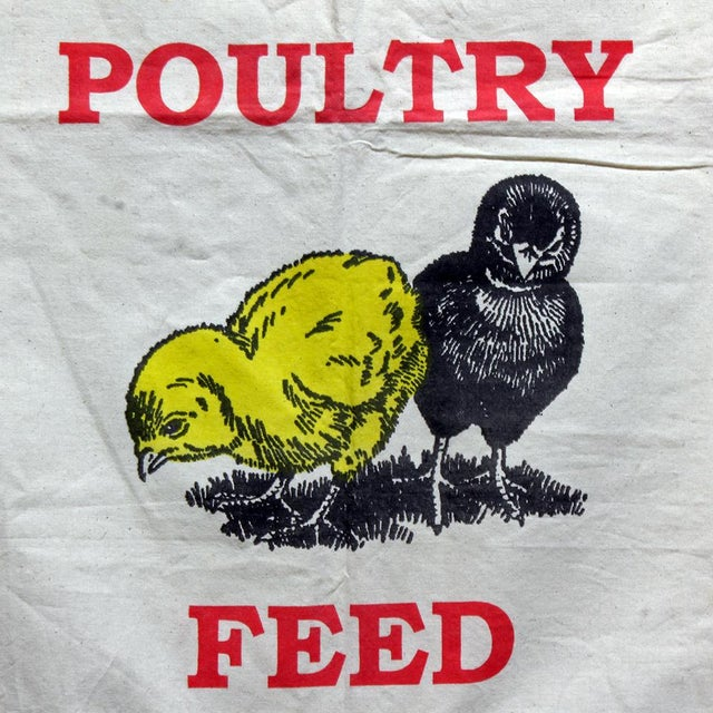 Vintage Darigold Chicken Feed Sack - Image 3 of 3
