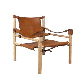 1960s Vintage Safari Chair Preview