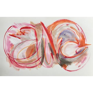 """""""No. 130"""" Original Painting by Jessalin Beutler For Sale"""