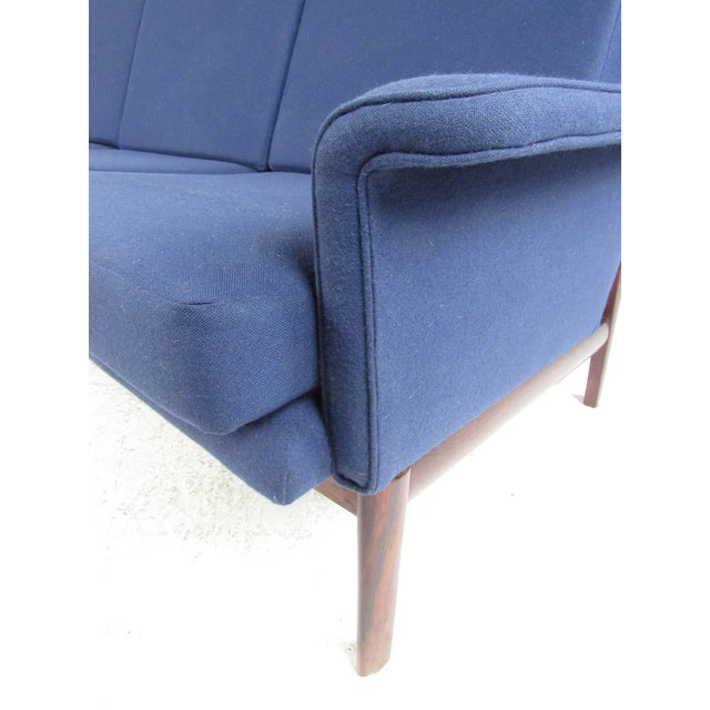 Vintage Danish Sofa by Finn Juhl for France & Son For Sale In New York - Image 6 of 12