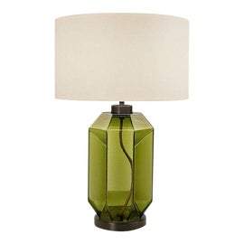 Image of Olive Table Lamps
