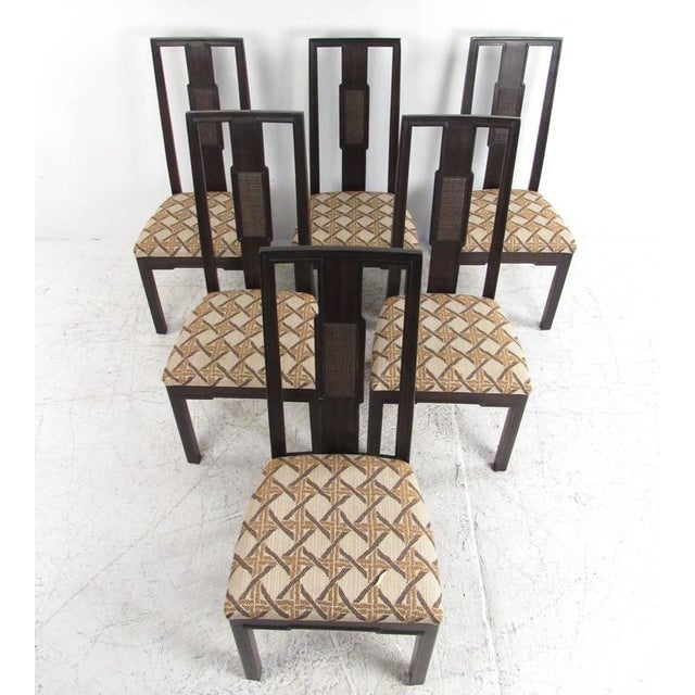 John Stuart Mid-Century Modern Dining Room Set - Image 6 of 10